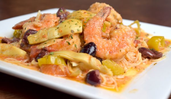 Spiro's Taverna Greek Dish