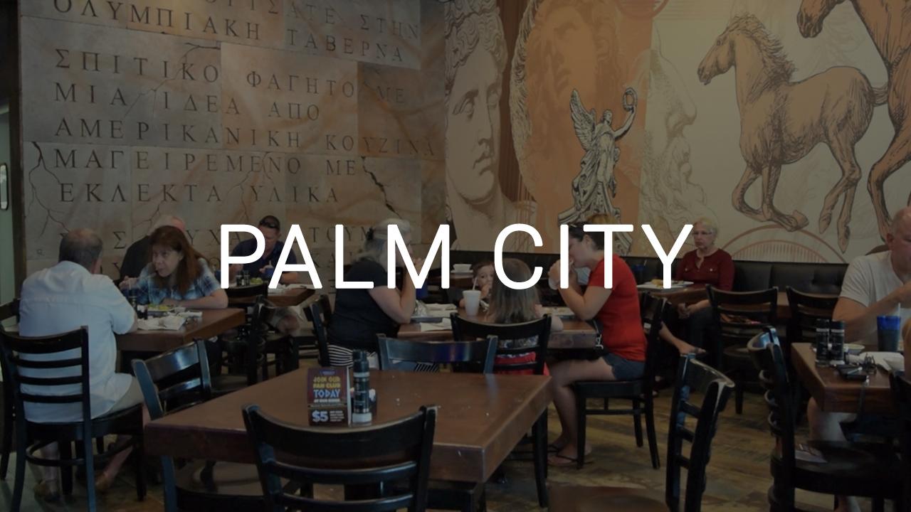Spiro's Taverna Palm City