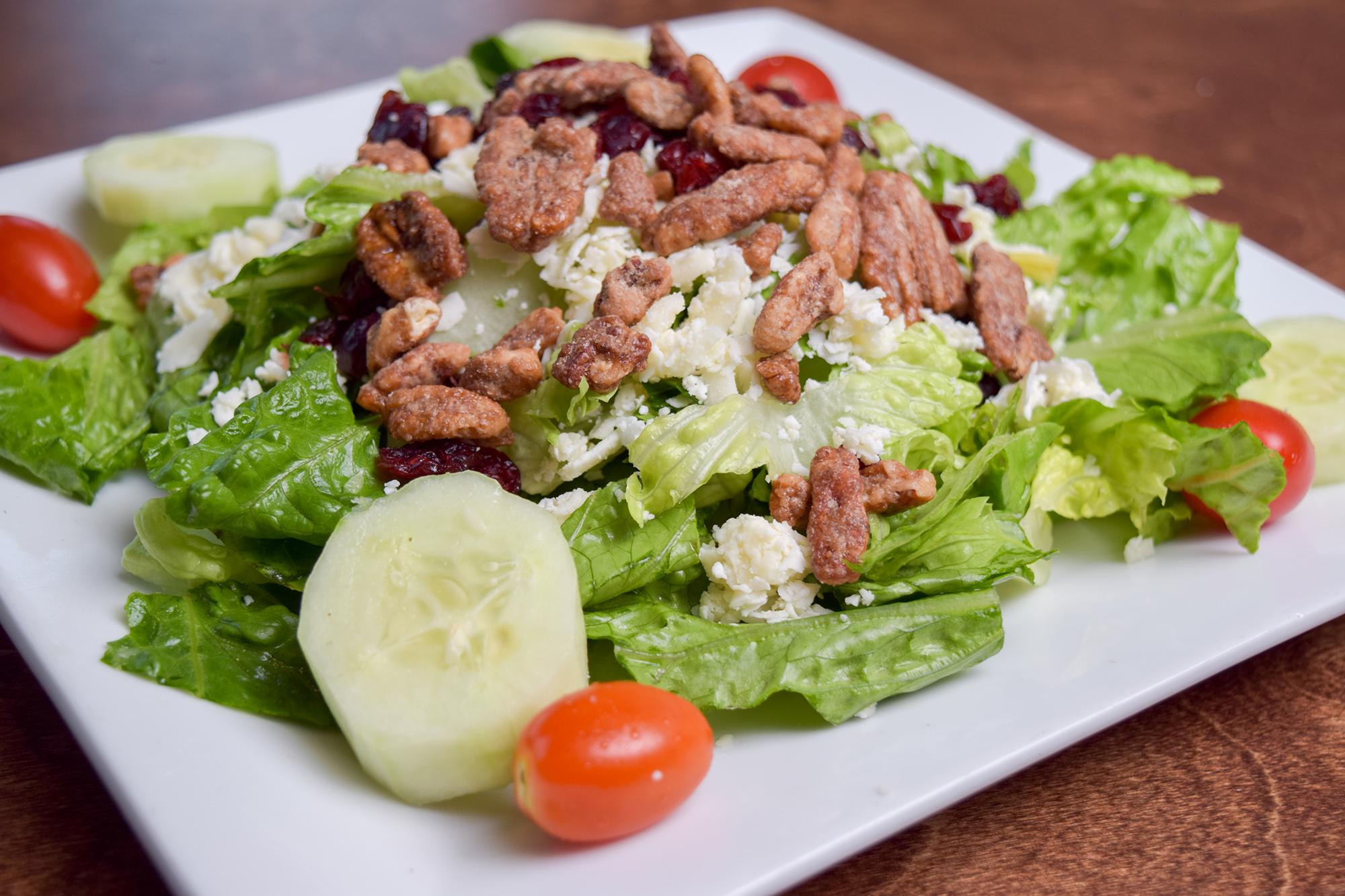Spiro's Taverna Greek Salad